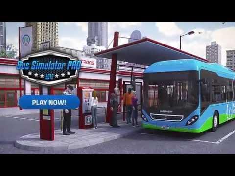 BUS Simulator PRO 2017 Android / iOS trailer
