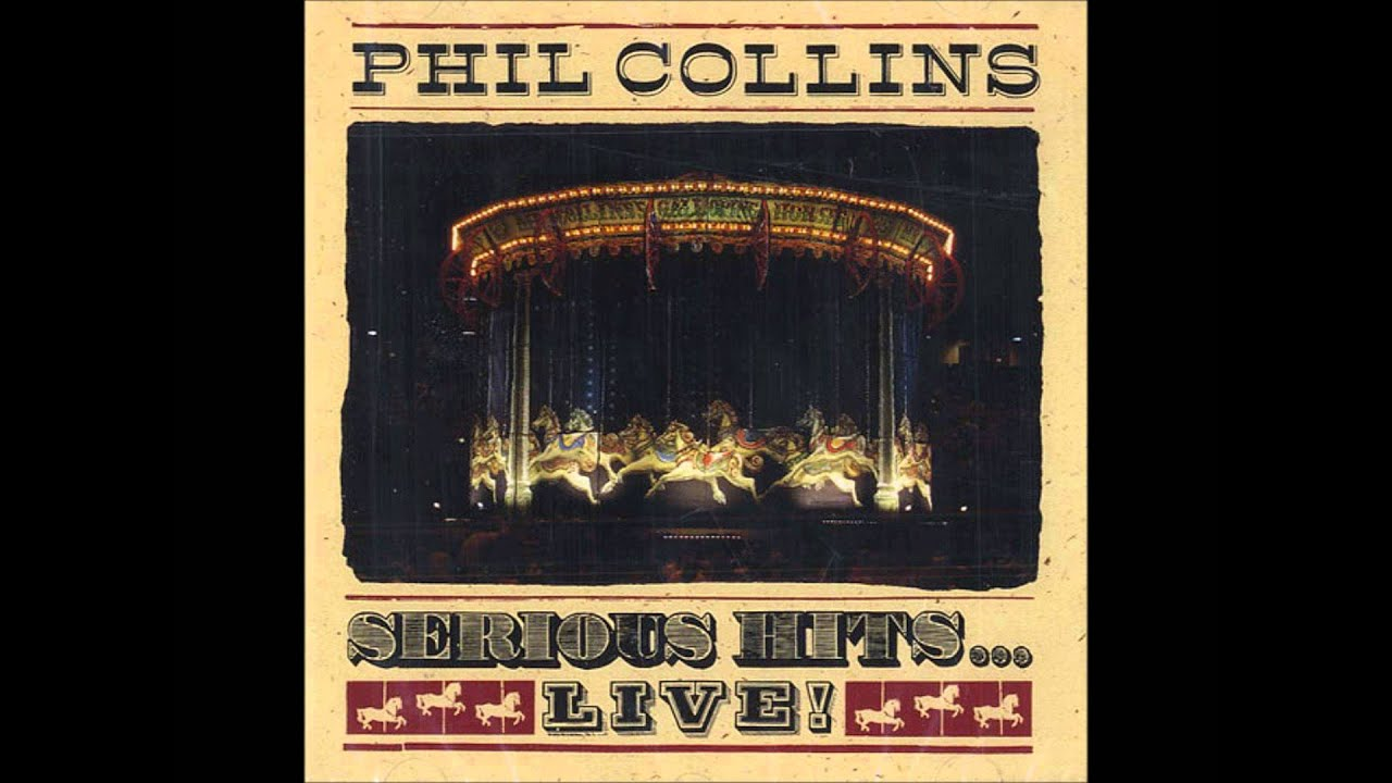 Phil Collins In The Air Tonight Live Serious Hits Youtube