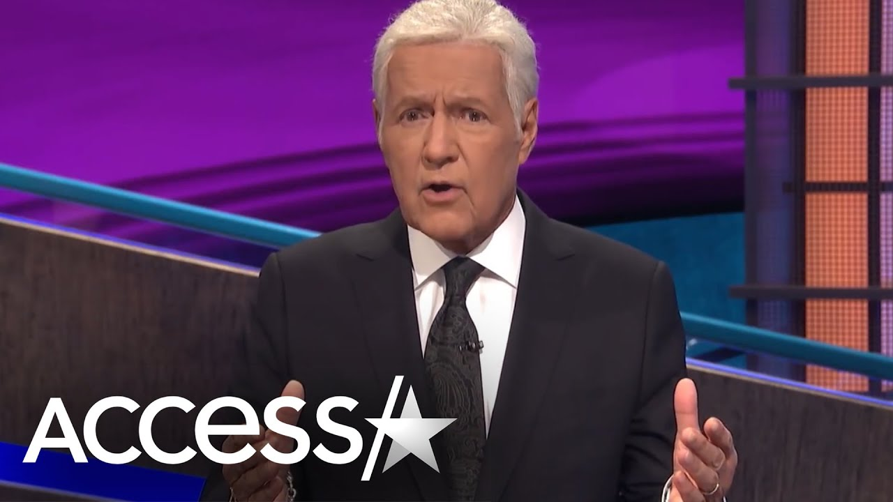 """Jeopardy"" Host Alex Trebek Was Brutally Honest One Year After ..."
