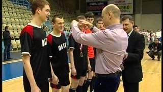 Закрытие VII Чемпионата по мини футболу