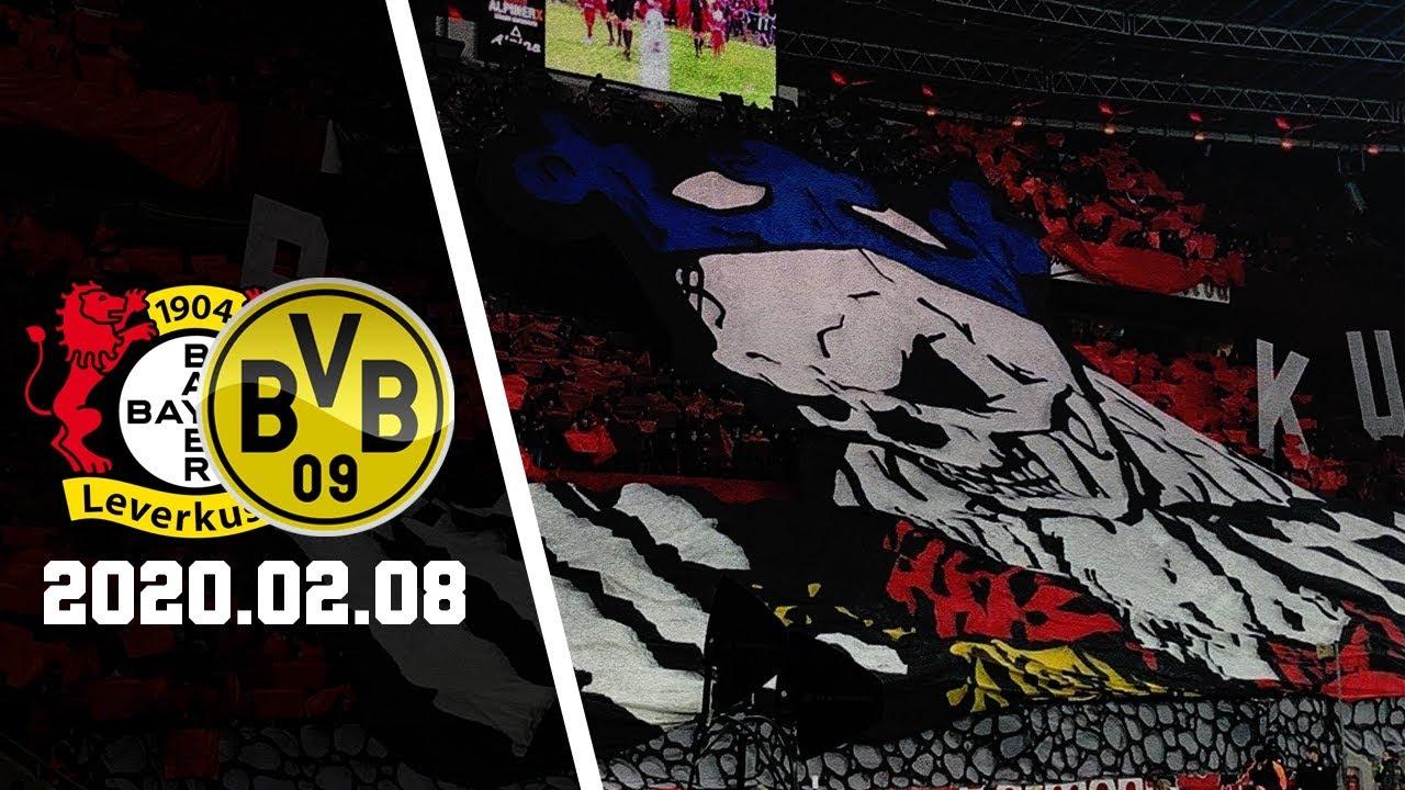 Leverkusen Dortmund 2020