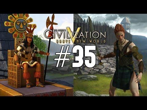 Civilization 5: Emperor Co-op [Celt / Inca] - 35