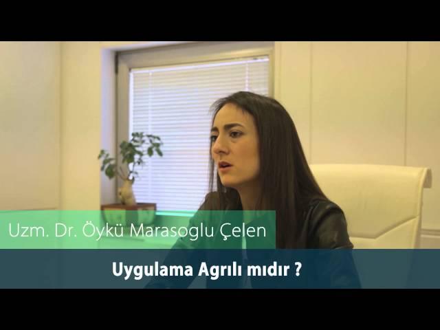 Dr.Öykü Maraşoğlu Çelen - Botoks Uygulaması Ağrılı mıdır ?