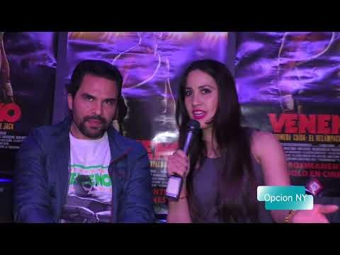 Entrevista de la Película JACK VENENO con el actor Manny Perez
