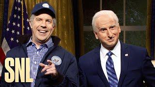 Ghost of Biden Past Cold Open - SNL