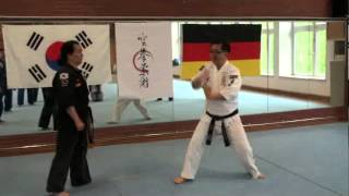 (98) 2012 Gongkwon Yusul special seminar in Germany (Korean Martial Arts)