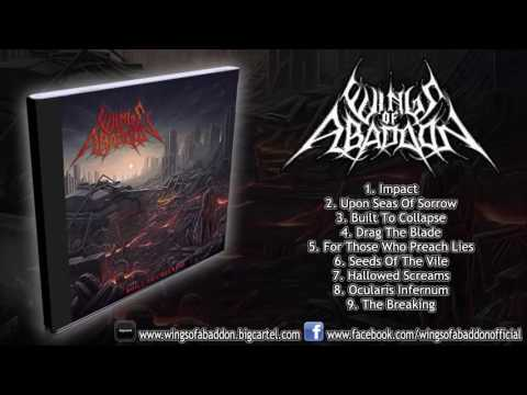 Wings Of Abaddon - Built To Collapse (FULL ALBUM HD)