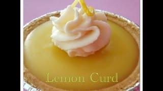 Easy No-bake Lemon Pie Recipe + Fresh Lemon Curd