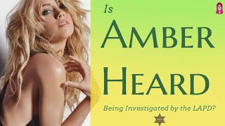 Amber Heard Faces 4 Years in JAIL TWO Cases of Perjury OPENED in Favor of Johnny Depp