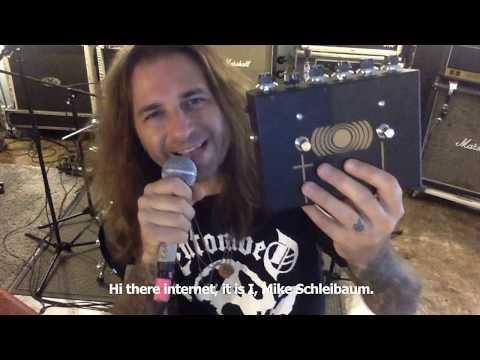 Mike Schleibaum's SUNN O))) +  EarthQuaker Life Pedal Demo