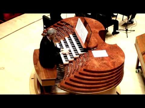 The Chamber Orchestra of Philadelphia: Paulus Organ Concerto - Finale