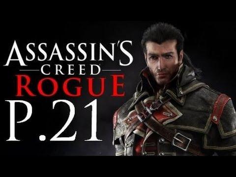 Assassin's Creed Rogue 100% Walkthrough Part 21