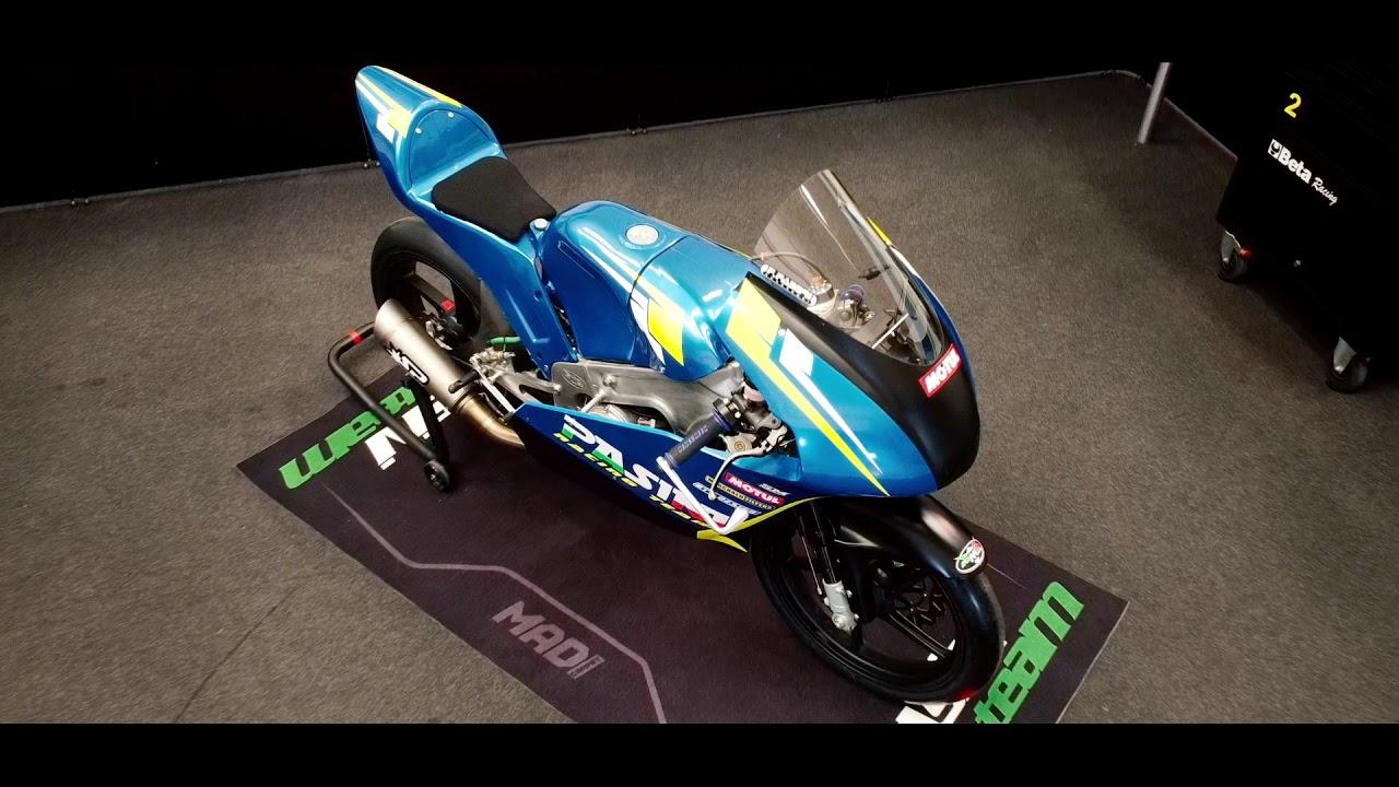 Presentazione Team Pasini Racing 2020