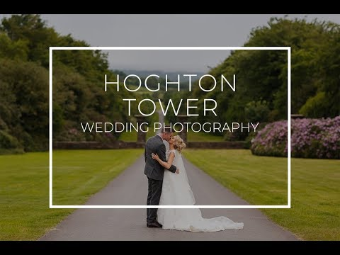 Hoghton Tower Wedding Photography
