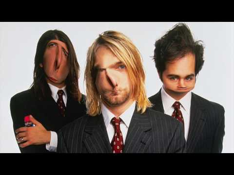 Smells Like Teen Spirit but every note or chord is B flat
