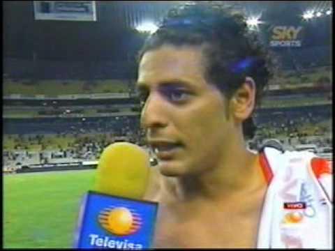 Alejandro Vela gol 4 con Jaguares de Chiapas c2006-7 vs Atlas