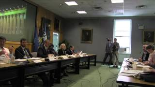 Rail: Field Hearing on the Importance of the Northeast Corridor