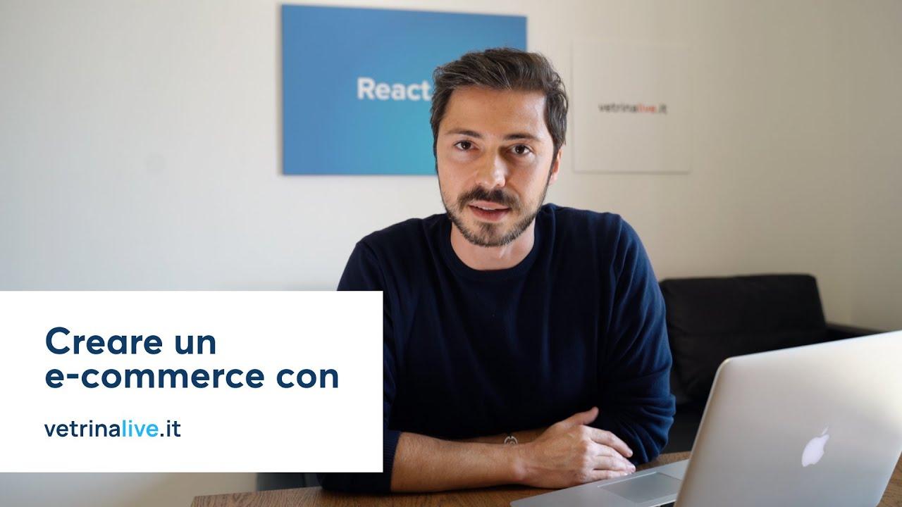 Download Creare un E-Commerce con Vetrina Live