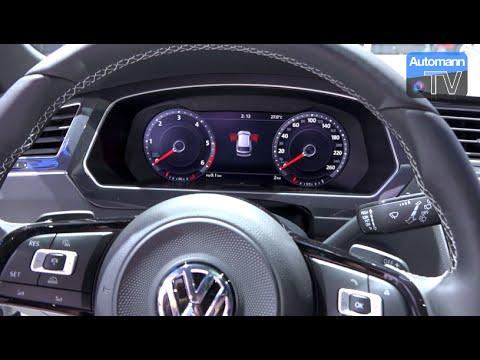 2016 VW Tiguan R-Line 2.0 TDI (190hp) - First CHECK (60FPS)