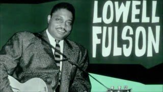 Watch Lowell Fulson Monday Morning Blues video