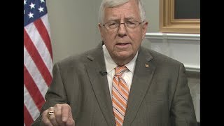 Enzi answers questions on EPA decision on Reservation Boundaries, PILT Funding