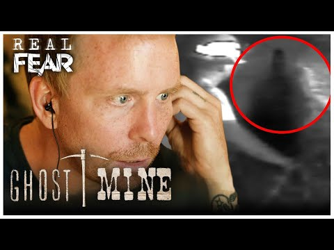 A Ghostly Figure Is Spotted In The Mine | Ghost Mine | Real Fear