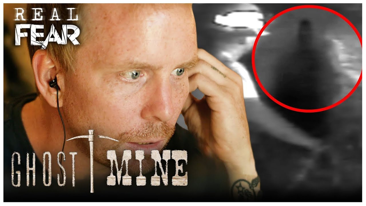 Download A Ghostly Figure Is Spotted In The Mine   Ghost Mine   Real Fear