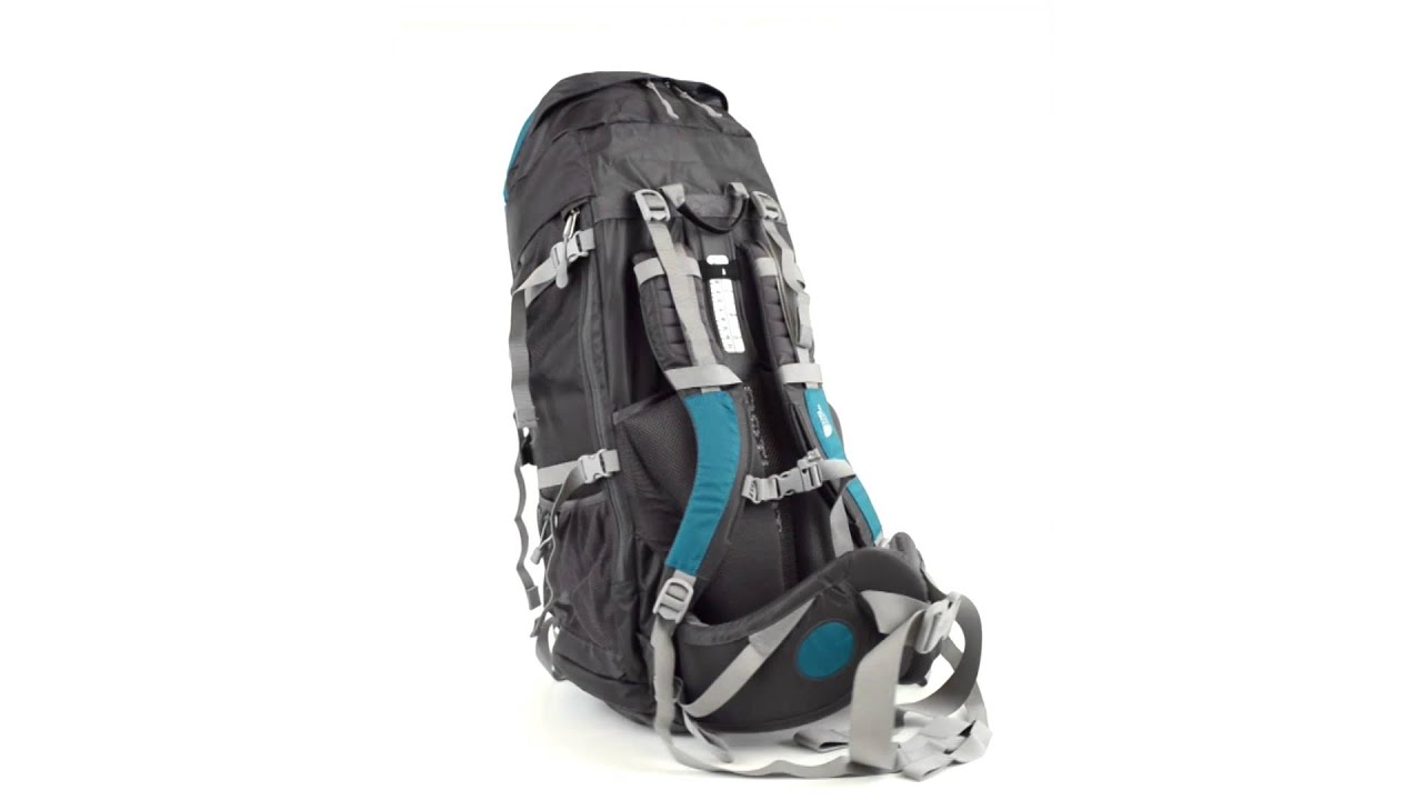 4384caccd The North Face Terra 55 Backpack - Opti-Fit, Internal Frame (For Women)