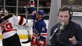 Sean Avery And Scott Gomez Joined Spittin' Chiclets to Discuss The Brodeur/Avery Feud