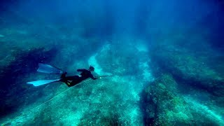 Ultra Clear Water Spear Fishing (Indonesia)