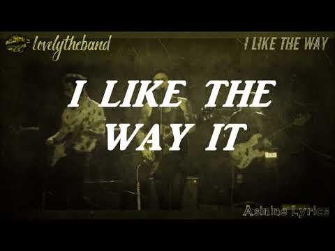 lovelytheband – i like the way