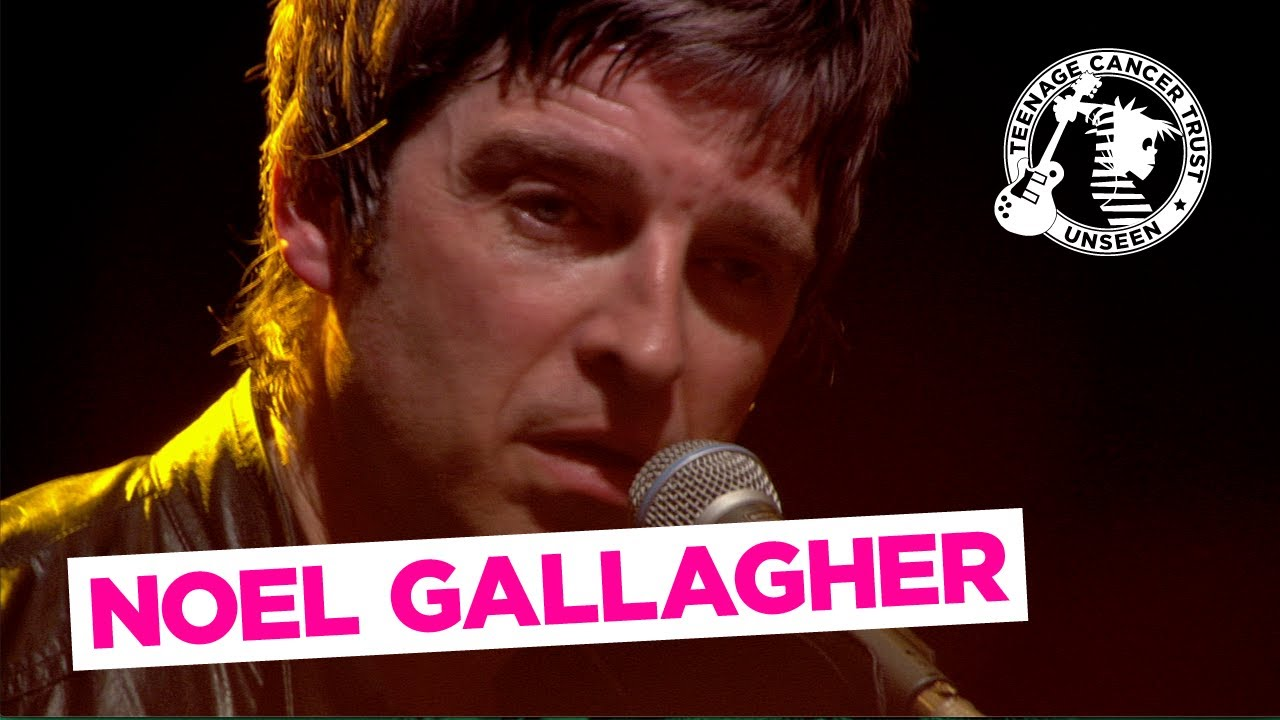 Don't Look Back In Anger - Noel Gallagher Live