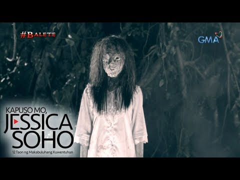 Kapuso Mo, Jessica Soho: 'Balete,' a film by Rember Gelera