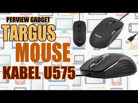 Review Targus Mouse Kabel