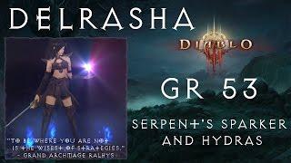 Diablo 3 - Delrasha - GR53 - Serpent