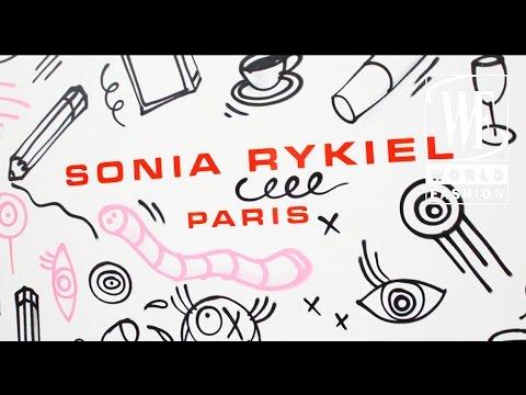 Sonia Rykiel Fall-Winter 15-16 Paris Fashion Week
