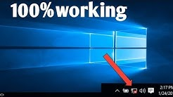How to solve wifi problem in windows 10 (wifi not turning on)