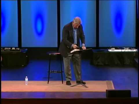 John C. Maxwell loses it at Christ Fellowship Church