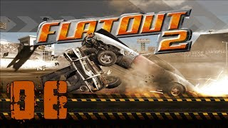 The Derby Grand Finals - Episode 06 - FlatOut 2 ( PC Gameplay )