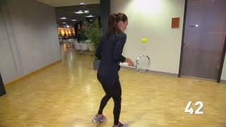 WTA Frame Challenge | Agnieszka Radwanska