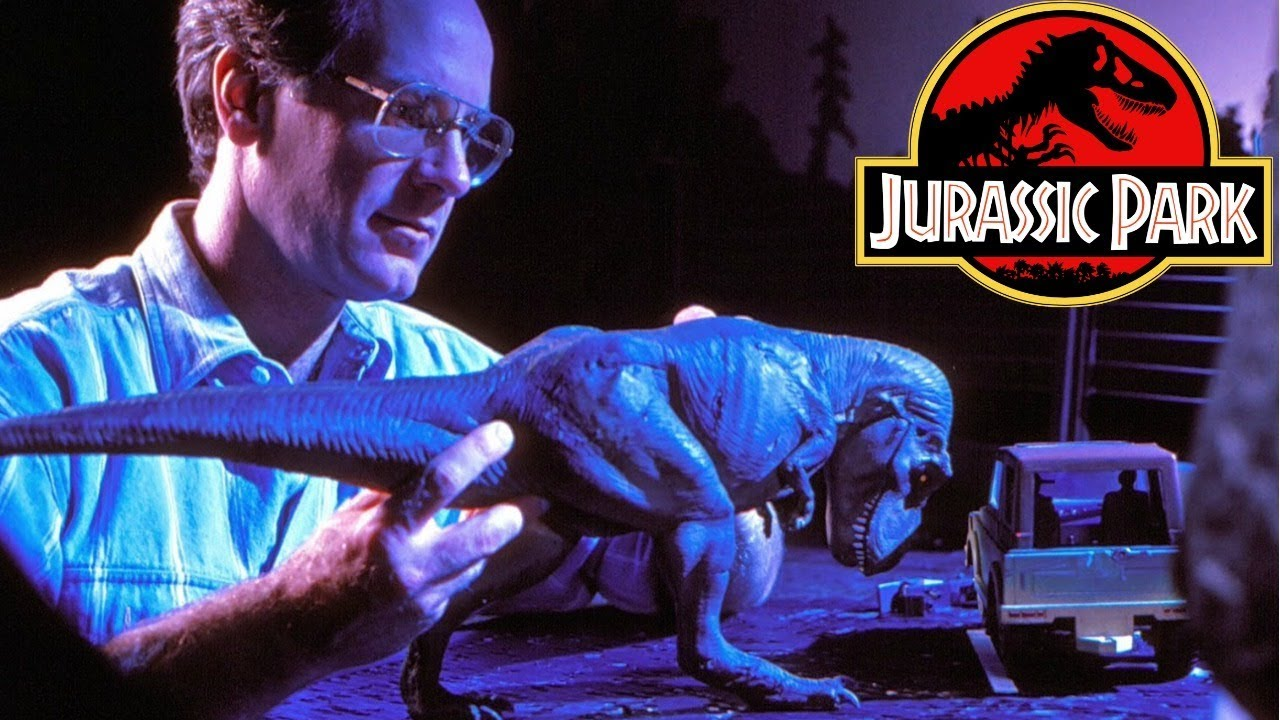 jurassic park almost used stop motion the visual effects