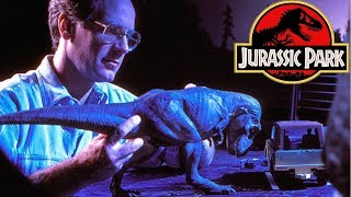 Jurassic Park Almost Used Stop Motion - The Visual Effects Revolution in Filmmaking