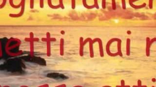 Vasco Rossi Albachiara - con testo