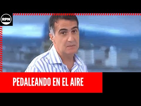 Antonio Laje fue insultado en vivo y respondió sin filtro