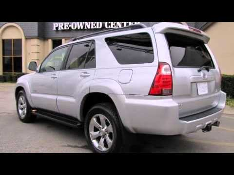 2007 toyota 4runner 2wd 4dr v6 limited in plano tx 75075. Black Bedroom Furniture Sets. Home Design Ideas