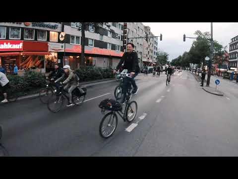 Critical Mass Wuppertal - September 2019