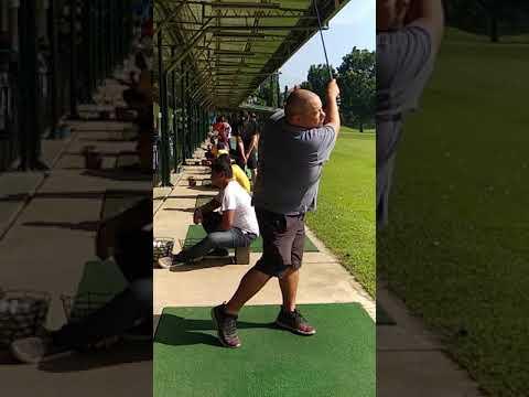 Bob Guerrero Golf Swing 2019 - Knockdown