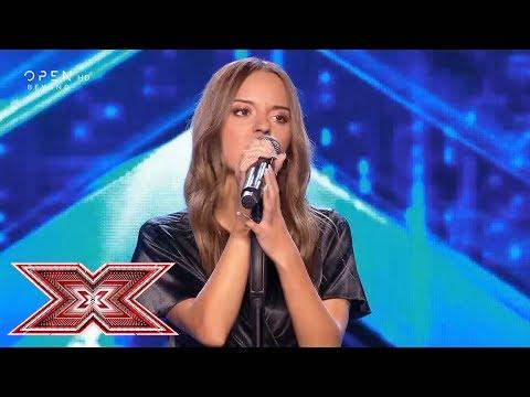 «Stay» από την Μαίρη Βασιλειάδου | Chair Challenge 3 | X Factor Greece 2019