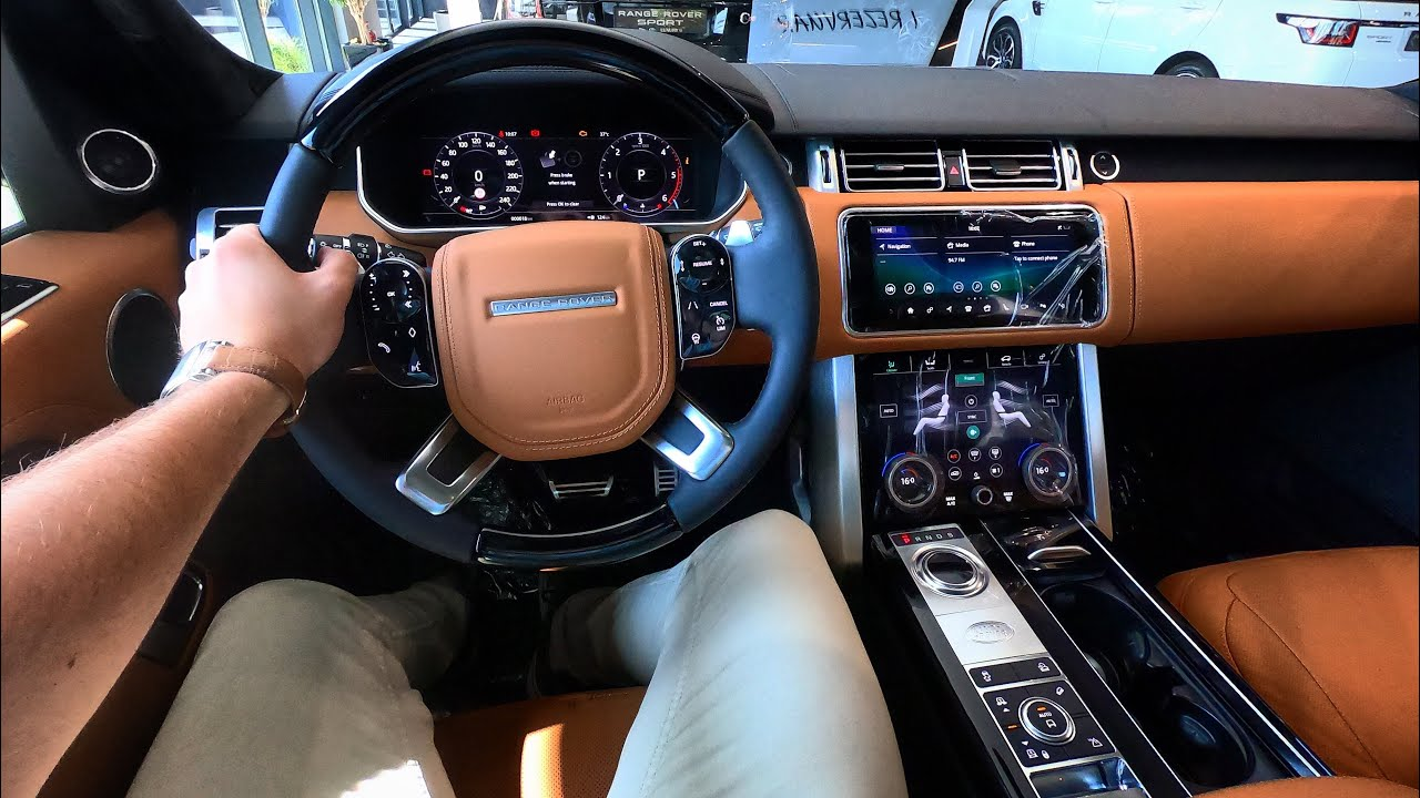 Download This 2020 RANGE ROVER Autobiography Is so luxurious !!