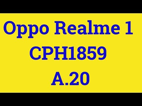 OPPO A3s Realme 1 Realme 2 Free Msm Tool Download A3s Realme
